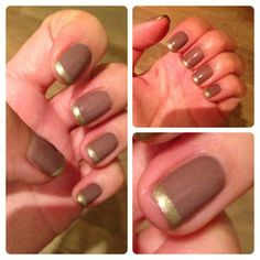 Jessica GELeration Intrigue with Ultra Luxe tips. Image supplied by Rebecca @quickandfab.