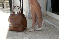 Sapato nude foto: Lalá Noleto