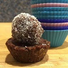 and a little sweet treat! Who doesn't love sweet treats that taste amazing, but are guilt free! All the recipes. Bliss Balls, Guilt Free, Sweet Treats, Muffin, Breakfast, Recipes, Food, Breakfast Cafe, Muffins