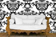 design your own Wallpaper and easy DIY Wall Murals from www.customizedwalls.com