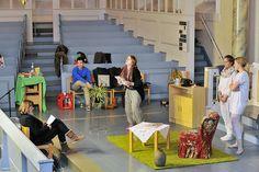 Theatertag bringt Generationen und Gemeinden in Landolfshausen zusammen
