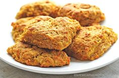 Sweet Potato Biscuits Recipe | http://shewearsmanyhats.com/sweet-potato-biscuits-recipe/
