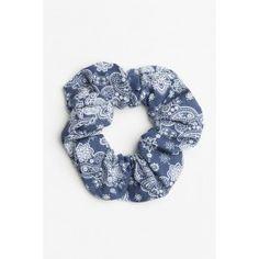 Blue Paisley Scrunchie From Ardene. Scrunchies, Headbands, Paisley, Hair, Blue, Accessories, Beauty, Women, Fashion
