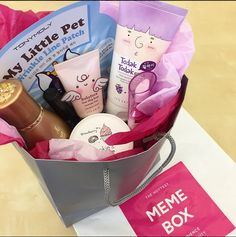 Memebox brings you the most innovative kbeauty products! xo