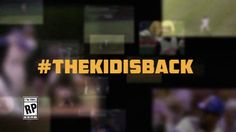 MLB The Show 17 Official The Kid Is Back Trailer Ken Griffey Jr. is the game's cover athlete. October 27 2016 at 07:42PM  https://www.youtube.com/user/ScottDogGaming