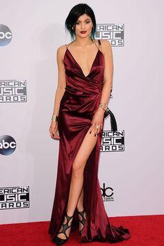 Kylie Jenner AMAS 2014