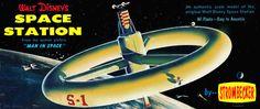 Strombecker - Walt Disney's Man In Space