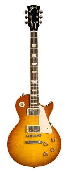 "Eric Clapton 1960 ""Beano Burst"" Les Paul Standard"