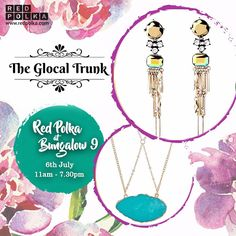 This is gonna be so much fun! We can't wait 😍!  . . . . . . #theglocaltrunk #popupshop at the #redpolka #bandra #mumbaishopping #bungalow9 #fashionjewellery #onlinestore #atapopupnearyou www.theglocaltrunk.com