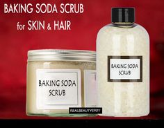 Best Natural Baking Soda Scrub Recipes for Skin Care and Hair Care Beauty Care, Beauty Skin, Health And Beauty, Beauty Hacks, Real Beauty, Beauty Tips, Diy Beauty, Baking Soda Scrub, Charcoal Face Mask