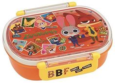 Japan Walt Disney Official Zootopia - Cartoony All Star Double Two Compartment Lunch Box Stainless Safe Stackable Meal Container [Made in Japan], http://www.amazon.com/dp/B01FB1YBCU/ref=cm_sw_r_pi_awdm_x_lTOOxbN6BWSB4