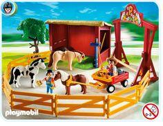 pony farm - playmobil