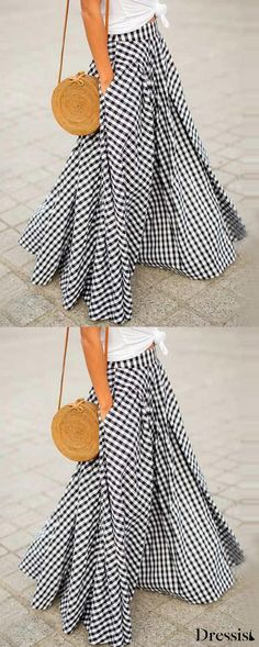 Church Clothes, Church Outfits, Maxi Dresses, Dress Skirt, Fashion Dresses, White Outfits, New Outfits, Formal Skirt, Chevron Dress