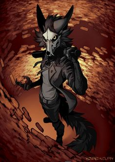 Mystical Animals, Mythical Creatures Art, Mythological Creatures, Monster Boy, Creepy Drawings, Furry Comic, Fanart, Fantastic Beasts And Where, Anthro Furry