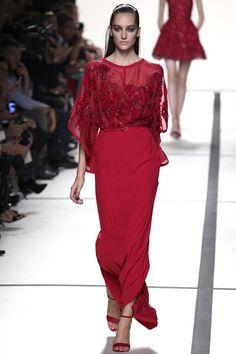 Paris Fashion Week, SS '14, Elie Saab