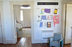 Easy-to-Make Home Gallery to Display Kids' Art | eHow