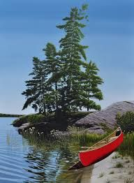 Image result for georgian bay paintings