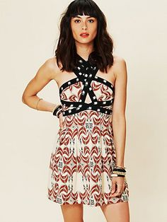 FP New Romantics Crisscross Dress