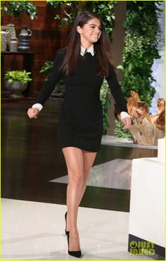 selena gomez talks personal health on ellen show 01 Selena Gomez is beaming while appearing on The Ellen DeGeneres Show, airing today on NBC.    The 22-year-old entertainer told host Ellen DeGeneres about her personal…