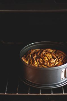 Rustic apple cake - vegan, gluten-free