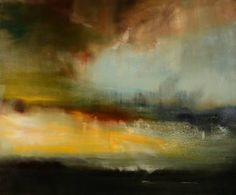 "Saatchi Art Artist Maurice Sapiro; Painting, ""After The Storm"" #art"