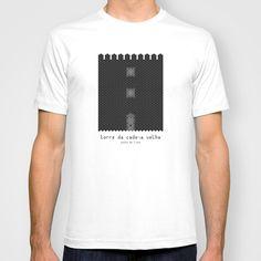 HexArchi - Portugal, Ponte de Lima, Torre da Cadeia Velha T-shirt