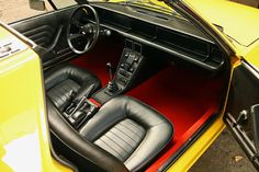 Fiat X19, Fiat Abarth, Amazing Cars, Cars Motorcycles, Cool Cars, Super Cars, Classic Cars, Automobile, Car Interiors
