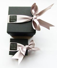 Deborah Murdoch Jewellery Packaging