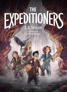 Expeditioners- cool looking kids book full of maps and puzzles
