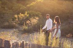 Sesión de fotografías en pareja pre-boda en la Albufera de Valencia con Tomas Santos Fotógrafo