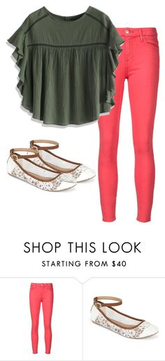 """So Chic #5"" by cray-cray-cupcake on Polyvore featuring 7 For All Mankind, Call it SPRING and Chicwish"