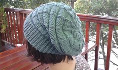 Ravelry: AAREC Hat pattern by In the Loop Designs