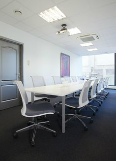 EVA by Marc Ayache | Office meeting room | Narbutas
