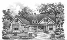 New American House Plan with 2360 Square Feet and 3 Bedrooms from Dream Home Source | House Plan Code DHSW52746