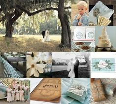 Skye Rocket Studio: wedding mood board