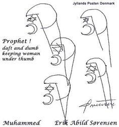 Muhammad the prophet in pictures   American Infidels