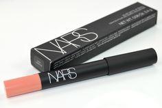 NARS Bolero Velvet Matte Lip Pencil Review and Swatches