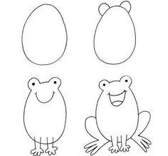 #çizim#kolayçizimler#basitçizimler#resim#görselsanatlar#okulöncesi#ilkokul#okulöncesietkinlik#draw#drawing#kurbağa#kurbağaçizimi#resimdersi#