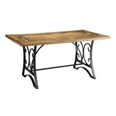 Kiele Dining Table, $180, AtHome Store