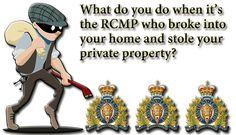 RCMP-Thieves-Steal-Guns-From-High-River-Flood-Victims Vulnerability, Guns, River, Weapons Guns, Pistols, Rivers, Gun, Shotguns, Rifles