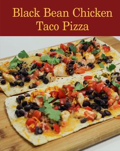 1 Flatout Artisan Thin Crust Flatbread 1 teaspoon taco seasoning 4 ounces cooked chicken, shredded or cubed ½ cup chunky salsa 1 cup black beans ½ cup diced tomatoes ¼ cup red peppers, diced ½ cup Mexican blend cheese, shredded Place Flatout Flatbread on a cookie sheet. Bake at 375 degrees for 2 minutes. Shred Continue Reading...
