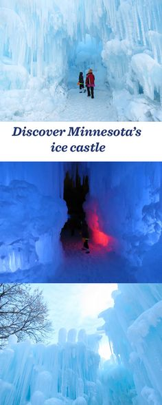 An ice castle is growing outside of the Twin Cities! Writer Lisa checks it out: http://www.midwestliving.com/blog/travel/an-ice-castle-grows-minnesota/