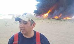 Aislado y sin lesionados, hasta ahora el incendio en Maxxion Wheels; tardarán varias horas para sofocarlo | El Puntero