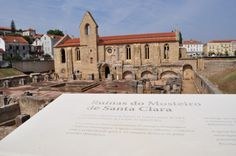 Coimbra, Portugal - Mosteiro de Santa Clara