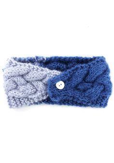Ear Warmer | Knitting project