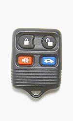 Keyless Entry Remote Fob Clicker for 2001 Ford Taurus With Do-It-Yourself Programming by Ford. $6.55. Price INCLUDES programming instructions for training the vehicle to recognize the remote. This remote will only operate on vehicles already equipped with a keyless entry system.