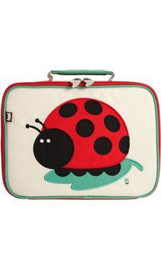 Ladybug Lunchbag