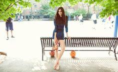 Influencer Fix: Natalie Joos | PinkClouds | Vintage Fashion