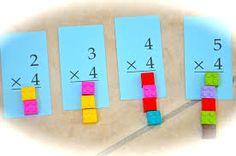Výsledek obrázku pro multiplication with legos