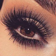 Mink Eyelashes Real Mink Handmade Cross Lashes Thick Eyelashes Make Up Tools Gorgeous Eyes, Gorgeous Makeup, Pretty Makeup, Love Makeup, Makeup Inspo, Makeup Style, Makeup Geek, Dead Gorgeous, Pretty Eyes